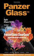 PanzerGlass ClearCase for Apple iPhone 7/8+
